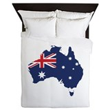 Australian flag Queen Duvet Covers