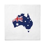 Australian flag Duvet Covers