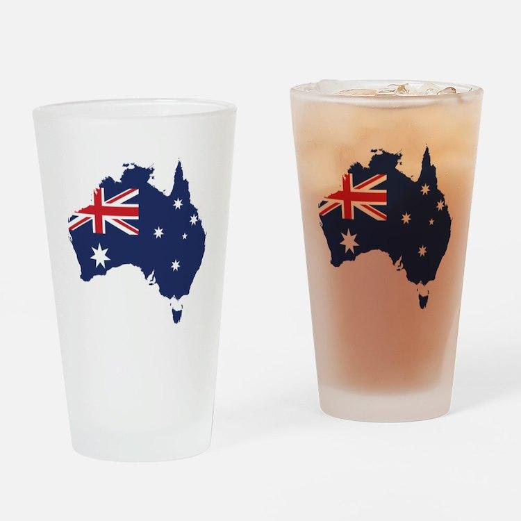 Australia Pint Glasses Australia Beer Drinking Glasses
