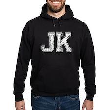 JK, Vintage Hoodie