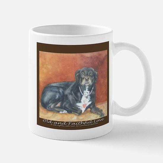 Old and Faithful Love Mug