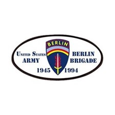Berlin Brigade Gear Patch
