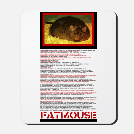 FATMOUSE Mousepad