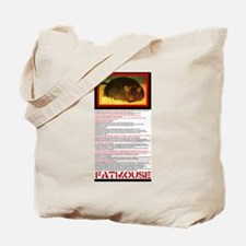 FATMOUSE Tote Bag