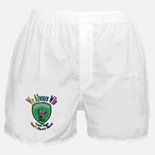St. Bernard SWAT Boxer Shorts