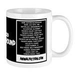 BUFORD BLOODHOUND W/BIO ON BACK Mug