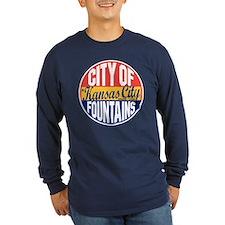 Kansas City Vintage Label T