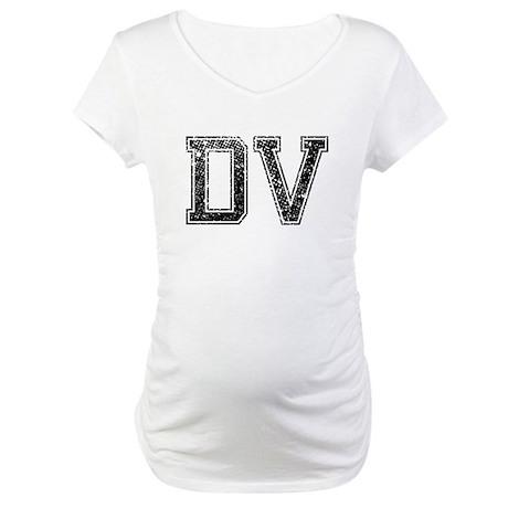 DV, Vintage Maternity T-Shirt