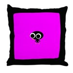 CLARISSA COO-COO Throw Pillow