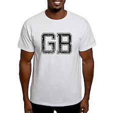 GB, Vintage T-Shirt