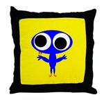 ISABELLA COO-COO Throw Pillow