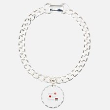 Peace Love and Yemen Bracelet