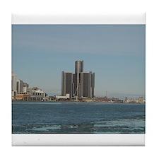Downtown Detroit Tile