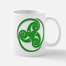 Celtic Spiral Mug