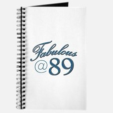 Fabulous at 89 Journal