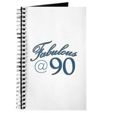 Fabulous at 90 Journal