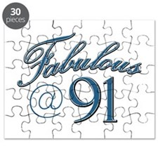 Fabulous at 91 Puzzle