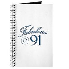 Fabulous at 91 Journal