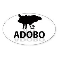 Adobo Decal