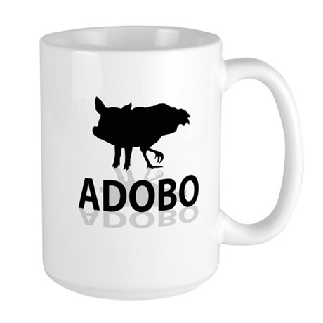 Adobo Large Mug