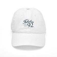 Fabulous at 92 Cap