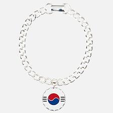 South Korea Roundel Bracelet