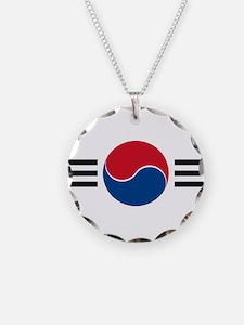 South Korea Roundel Necklace