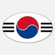 South Korea Roundel Decal