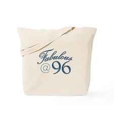 Fabulous at 96 Tote Bag