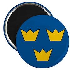 Sweden Roundel Magnet