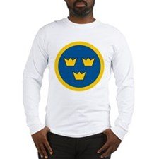 Sweden Roundel Long Sleeve T-Shirt