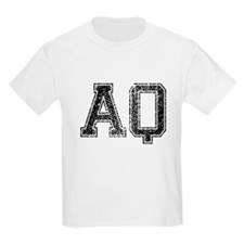 AQ, Vintage T-Shirt