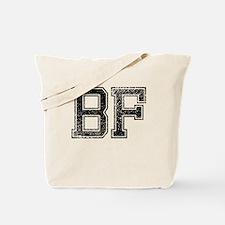 BF, Vintage Tote Bag