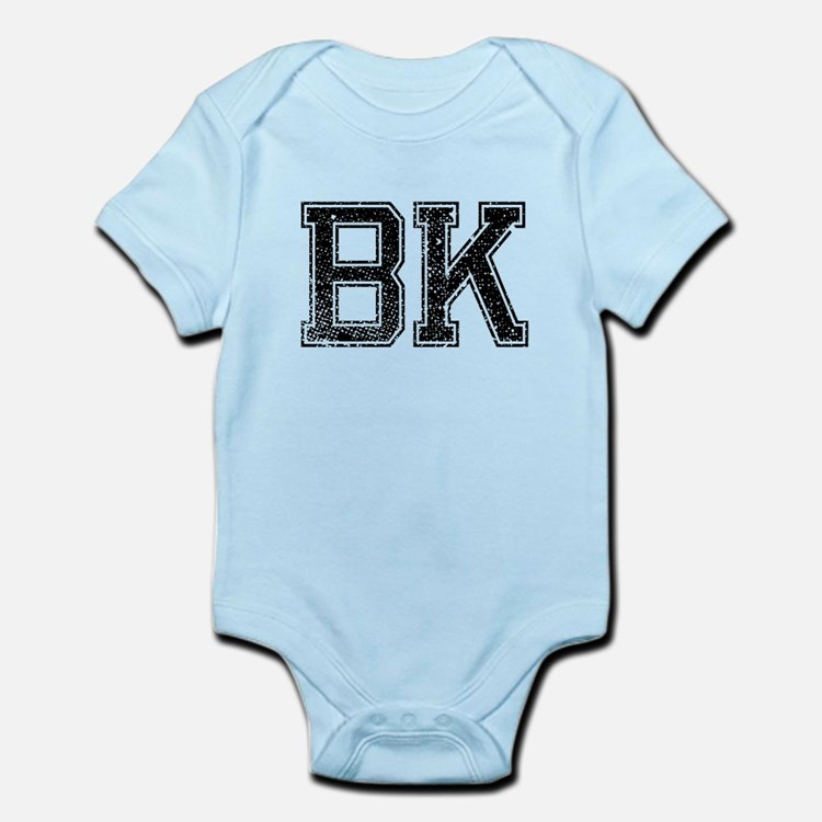 BK, Vintage Infant Bodysuit