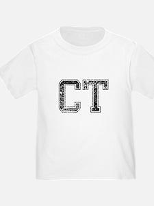 CT, Vintage T