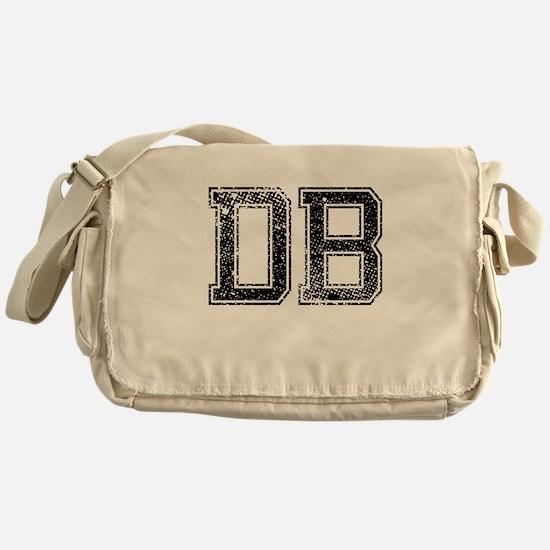 DB, Vintage Messenger Bag