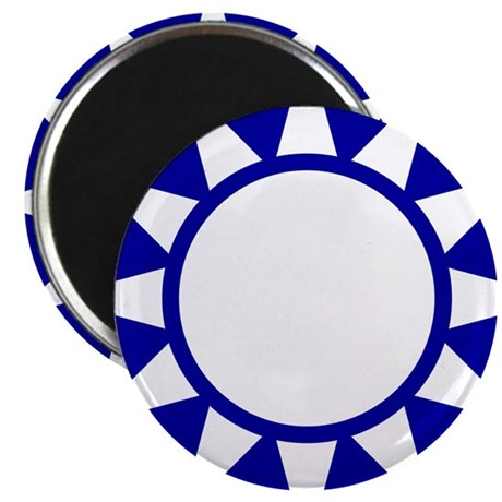 Taiwan Roundel Magnet