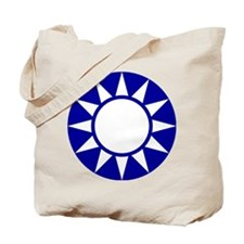 Taiwan Roundel Tote Bag