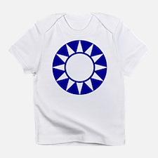Taiwan Roundel Infant T-Shirt