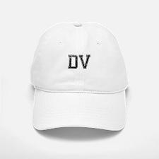 DV, Vintage Baseball Baseball Cap
