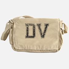 DV, Vintage Messenger Bag