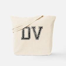 DV, Vintage Tote Bag