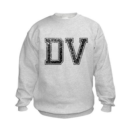 DV, Vintage Kids Sweatshirt