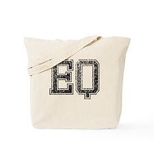 EQ, Vintage Tote Bag