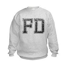 FD, Vintage Sweatshirt