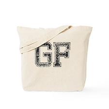 GF, Vintage Tote Bag