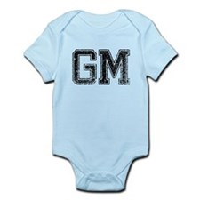 GM, Vintage Infant Bodysuit