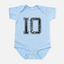 IO, Vintage Infant Bodysuit