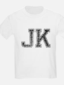JK, Vintage T-Shirt