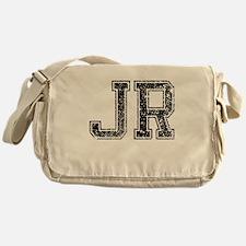 JR, Vintage Messenger Bag